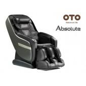 Массажное кресло OTO Absolute AB-02 Charcoal