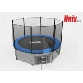 Батут Unix Line 10ft с внешней сеткой