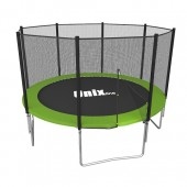 Батут UNIX line Simple 6 ft Green (outside)