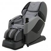 Массажное кресло Premium Casada Aura grey-black