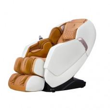 Массажное кресло JERA ORTO Бело-рыжее