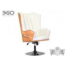 Массажное кресло EGO Royal Chair Elite Standart, цвет Бордо, Антрацит, Шампань