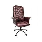 Офисное массажное кресло EGO PRIME EG1003 Elite (BORDO)