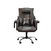 Офисное массажное кресло EGO PRIME V2 PRESIDENT LUX