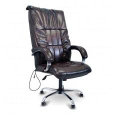 Офисное массажное кресло EGO BOSS EG1001 - LUX (кожзам)