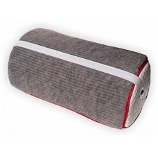 Подушка из шерсти с серябряной нитью CASADA