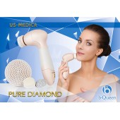 Прибор для ухода за кожей лица и тела US MEDICA Pure Diamond