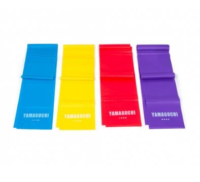 Набор эластичных лент для фитнеса Yamaguchi Band FIT от 2 200 руб