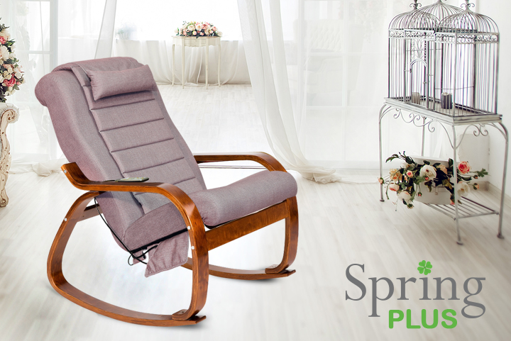 Массажное лофт-кресло для отдыха EGO SPRING EG2004