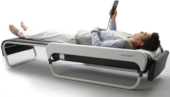 польза массажной кровати