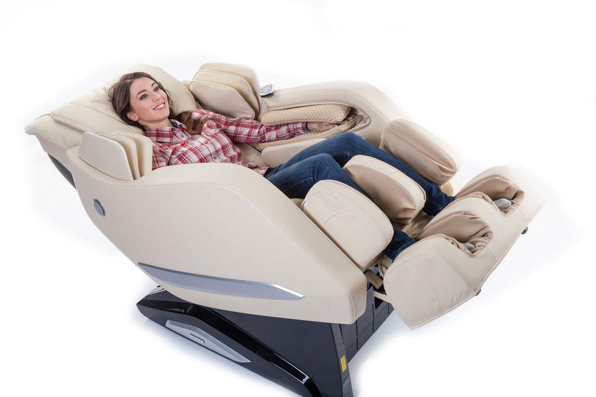 функция нулевой гравитации в массажном кресле